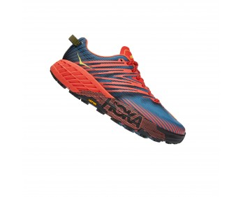 ‭Hoka Speedgoat 4 Wide - לוחכ/םודא הטסאיפ עבצב םירבגל תובחר 4 טוגדיפס הקוה‬