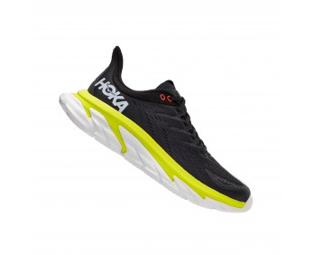 ‭Hoka Clifton Edge  - ןבל/בוהצ/ההכ רופא עבצב םירבגל  'גדא ןוטפילק‬