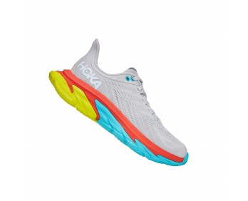 ‭Hoka Clifton Edge  - םירבגל םותכ/תלכת/רופא עבצב 'גדא ןוטפילק‬