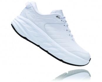 Hoka Bondi SR נעלי ספורט נשים הוקה בונדי אס-אר בצבע לבן-