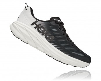 Hoka Rincon 3 - נעלי ספורט גברים הוקה רינקון 3 בצבע שחור/לבן