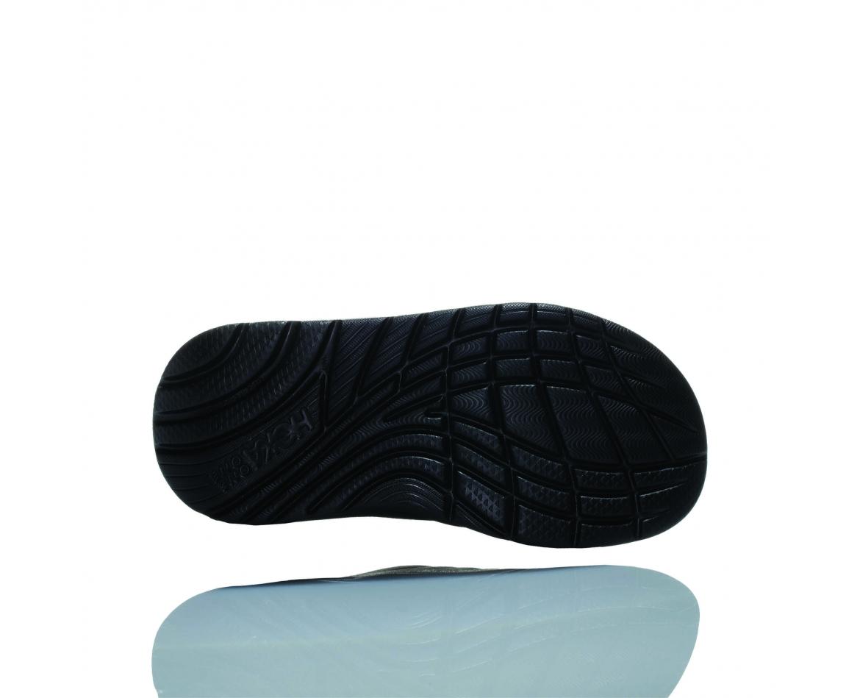 Hoka Ora Recovery Flip - כפכפי אצבע לנשים אורה הוקה איכותיים בצבע שחור #5