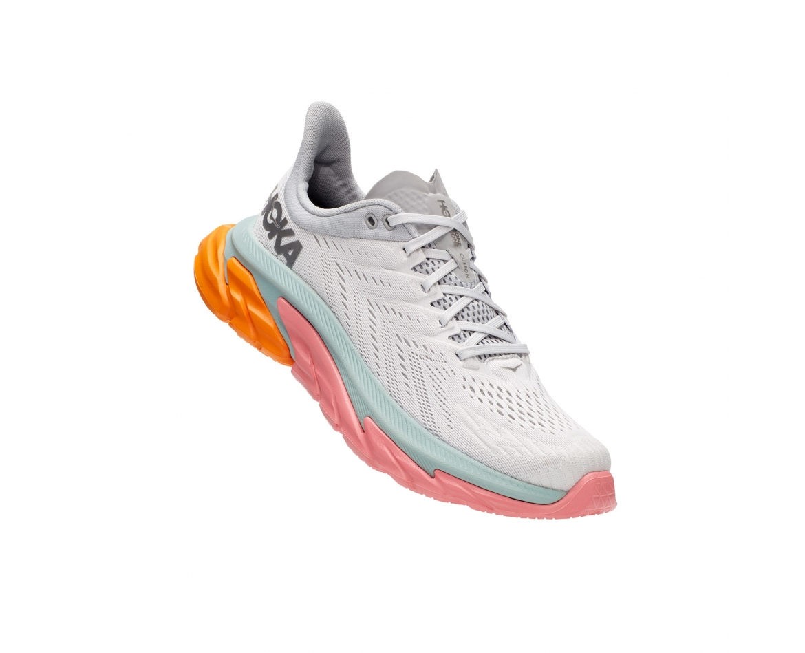 ‭Hoka Clifton Edge  - תלכת/םותכ/ןבל עבצב םירבגל  'גדא ןוטפילק‬ #1