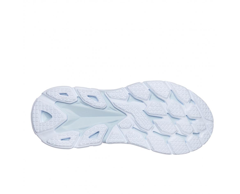 Hoka Clifton Edge  - נעלי ספורט נשים קליפטון אדג' בצבע כתום/לבן #5
