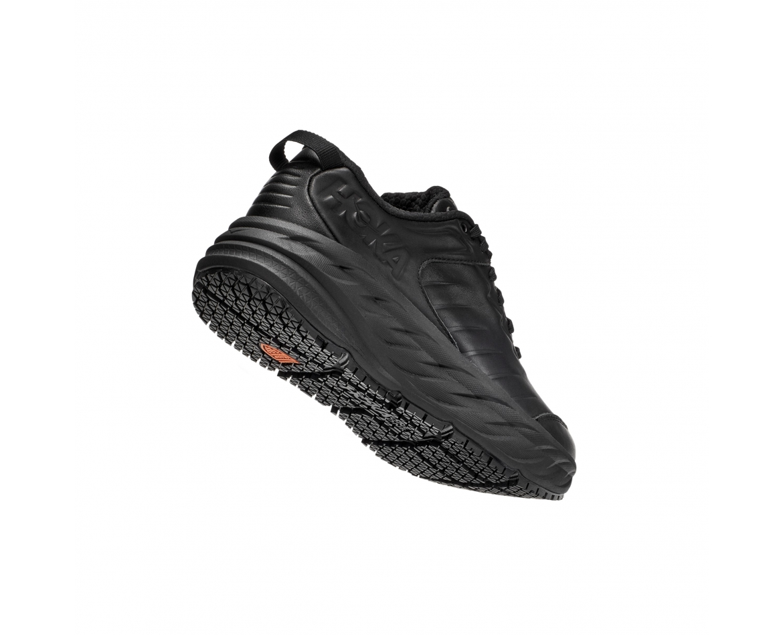 Hoka Bondi SR - נעלי ספורט נשים הוקה בונדי אס-אר בצבע שחור #2