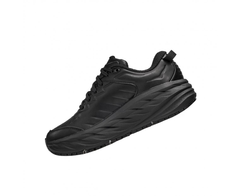 Hoka Bondi SR - נעלי ספורט נשים הוקה בונדי אס-אר בצבע שחור #4