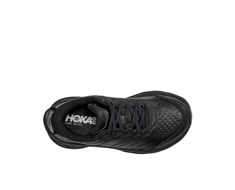 Hoka Bondi SR - נעלי ספורט נשים הוקה בונדי אס-אר בצבע שחור #6