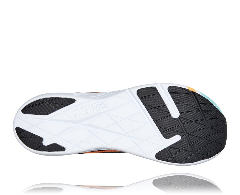 -Hoka Rocket X נעלי ספורט גברים/נשים הוקה רוקט איקס בצבע כחול דיוה/לבן/נייבי #6