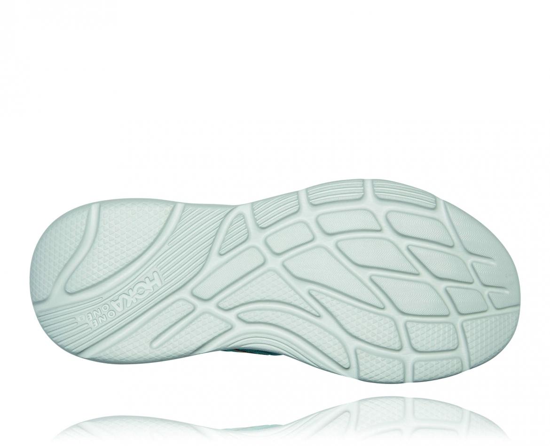 Hoka Ora Recovery Shoes 2 נעלי גרב גברים אורה 2 בצבע טורקיז/כתום – #6