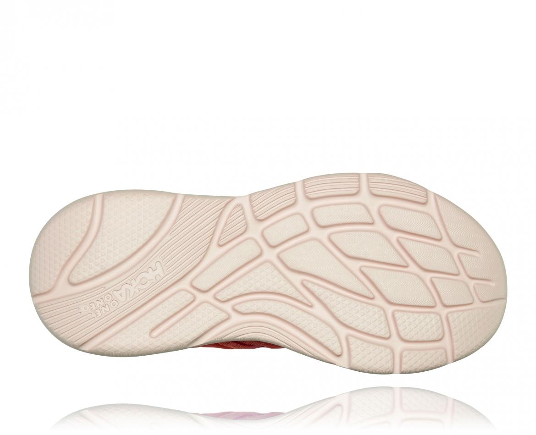 Hoka Ora Recovery Shoes 2 נעלי גרב נשים אורה 2 בצבע כתום/אדום פיאסטה – #6
