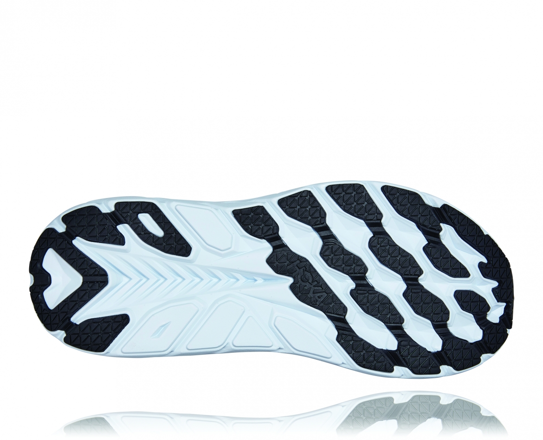 Hoka Clifton 8 - נעלי ספורט גברים הוקה קליפטון 8 בצבע צהוב/לבן #6