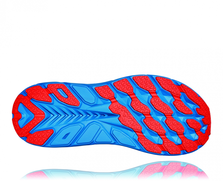 Hoka Clifton 8 - נעלי ספורט גברים הוקה קליפטון 8 בצבע נייבי/כחול #6