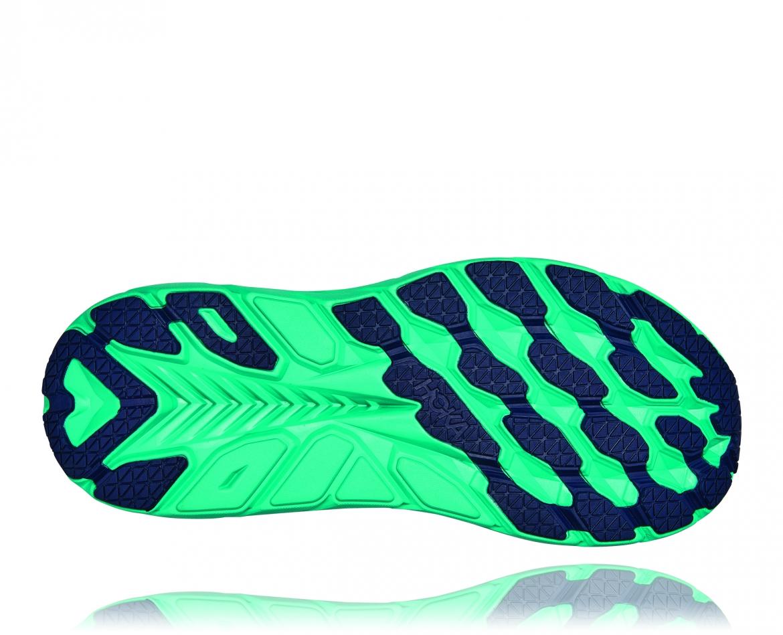 Hoka Clifton 8 - נעלי ספורט נשים הוקה קליפטון 8 בצבע כחול/טורקיז #6