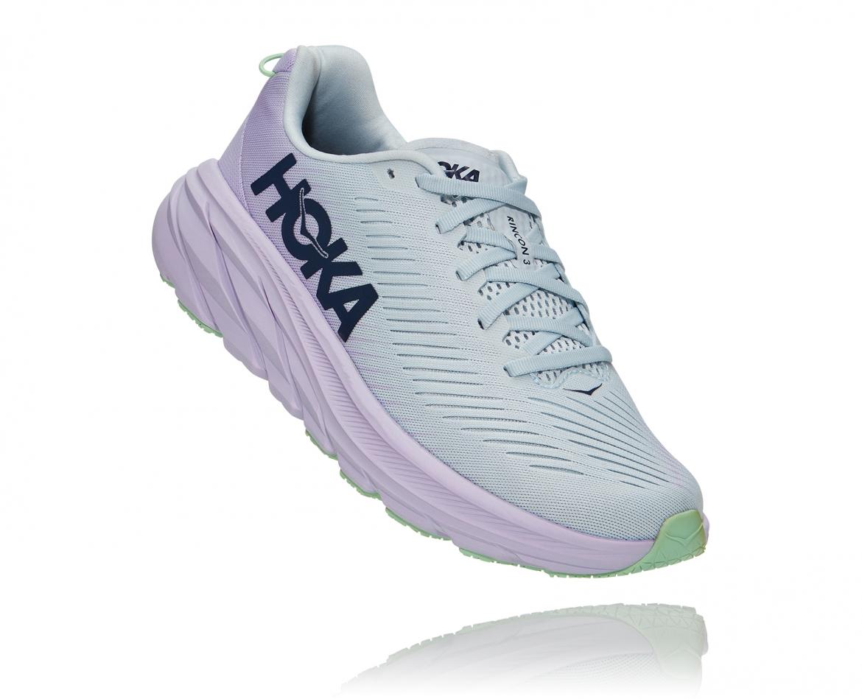 Hoka Rincon 3 - נעלי ספורט נשים הוקה רינקון 3 בצבע סגול אורכיד בהיר #1