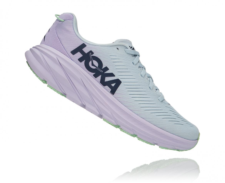 Hoka Rincon 3 - נעלי ספורט נשים הוקה רינקון 3 בצבע סגול אורכיד בהיר #3
