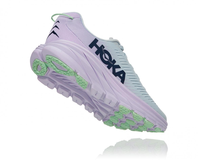 Hoka Rincon 3 - נעלי ספורט נשים הוקה רינקון 3 בצבע סגול אורכיד בהיר #2