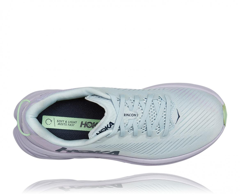 Hoka Rincon 3 - נעלי ספורט נשים הוקה רינקון 3 בצבע סגול אורכיד בהיר #5