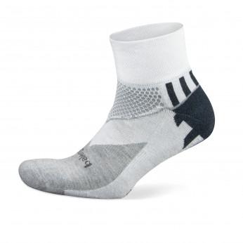 Balega - Enduro גרבי בצבע לבן/אפור