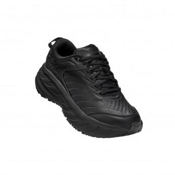 Hoka Bondi SR - נעלי ספורט גברים הוקה בונדי אס-אר בצבע שחור