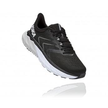 Hoka Arahi 5 - נעלי ספורט נשים הוקה ארהי 5 בצבע שחור/לבן
