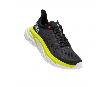‭Hoka Clifton Edge  - םירבגל ןבל/בוהצ/ההכ רופא עבצב 'גדא ןוטפילק‬