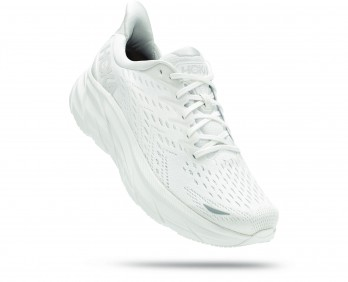 Hoka Clifton 8 - נעלי ספורט נשים הוקה קליפטון 8 בצבע לבן